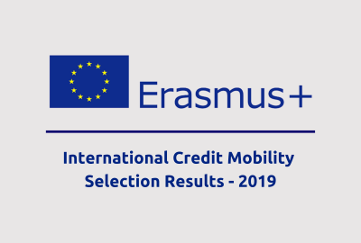 ICM selection results 2019